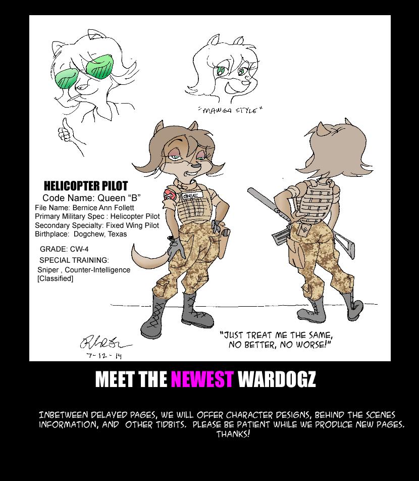 War Dogz